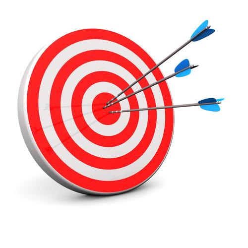 bulls eye dart