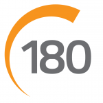 180 fusion logo